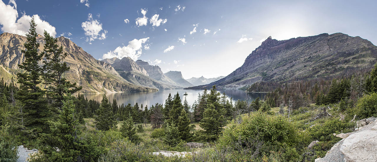 ESSENTIAL GLACIER NATIONAL PARK